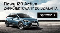 Nowy i20 Active